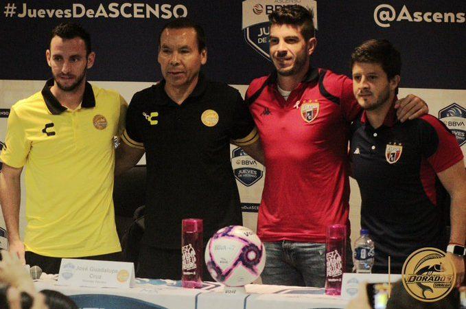 Oficial: Suspendido el Dorados vs Atlante en el Ascenso MX