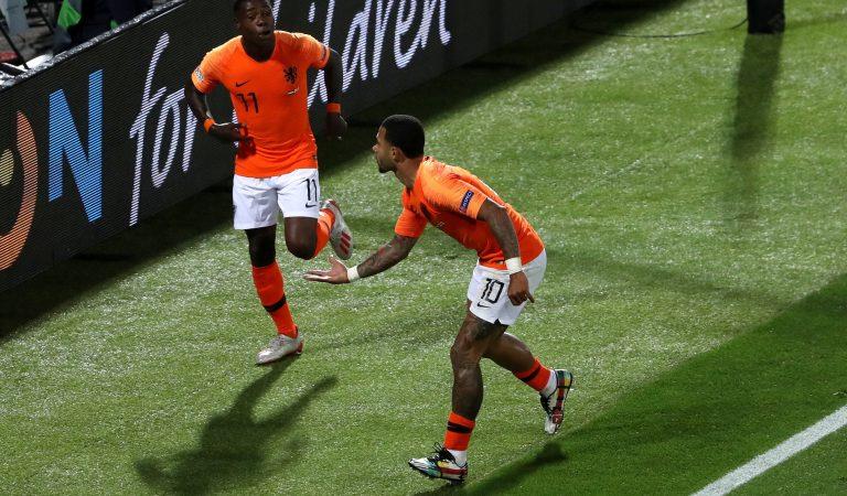 Holanda logra una victoria dramática en casa y Rusia se acerca a la Euro 2020