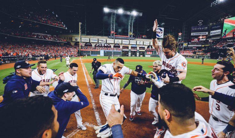 Los Astros viajan al Yankee Stadium con la ALCS empatada
