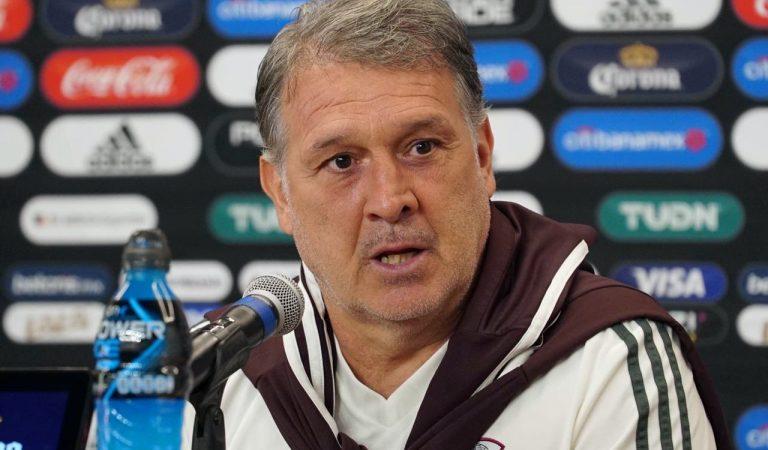 Gerardo Martino pide selecciones de mayor jerarquía para enfrentar a México