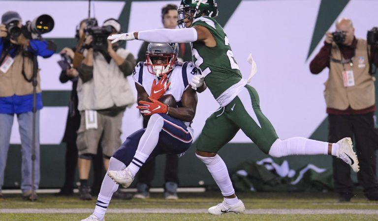 New England aplasta a los New York Jets