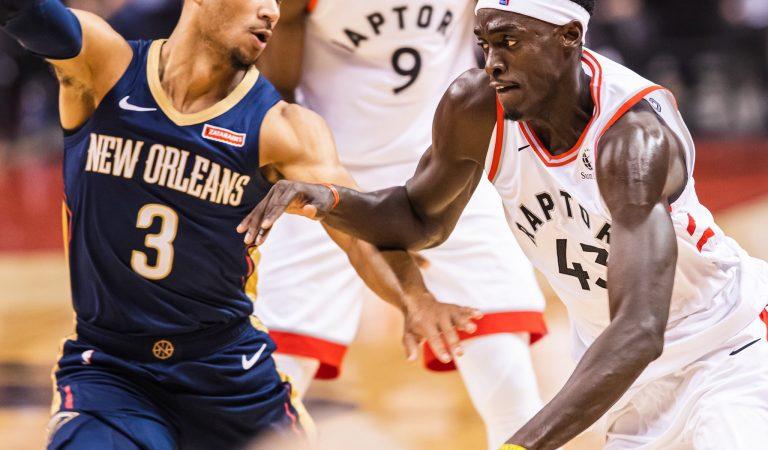 Toronto Raptors arranca la defensa de su título con victoria en el inicio de la NBA