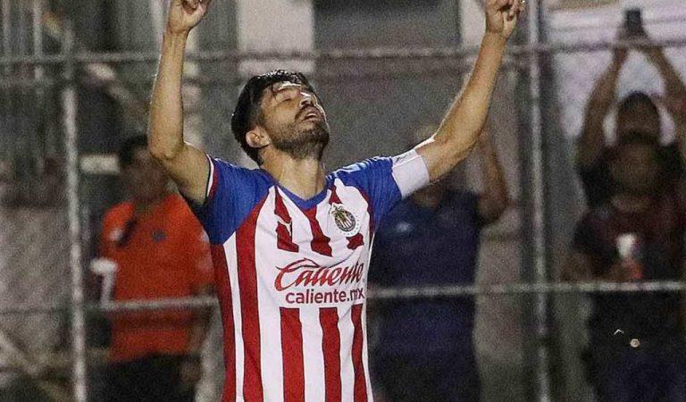 Oribe Peralta terminó con su sequía goleadora