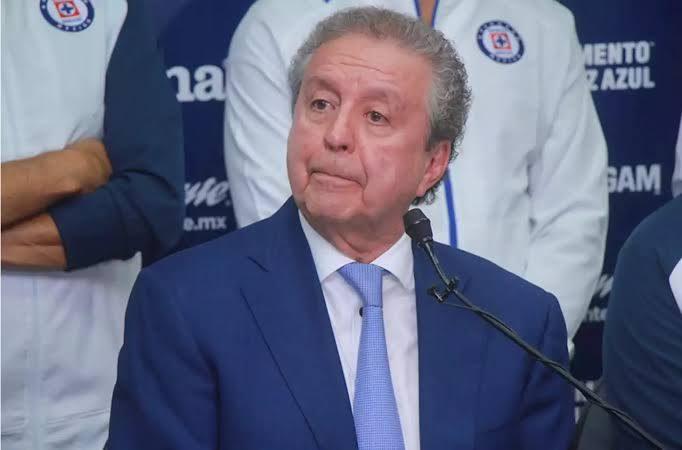 Víctor Garcés afirmó que Cruz Azul no  necesita un director deportivo