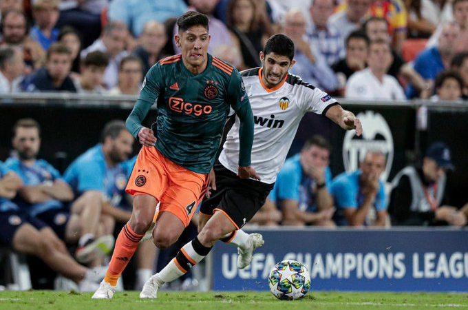 Lozano y Álvarez, titulares con sus respectivos equipos en Champions League