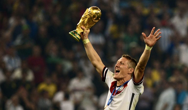 Schweinsteiger anunció su retiro