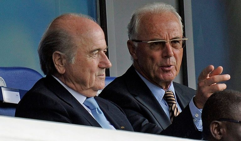 Franz Beckenbauer encabeza un nuevo caso de corrupción en la FIFA