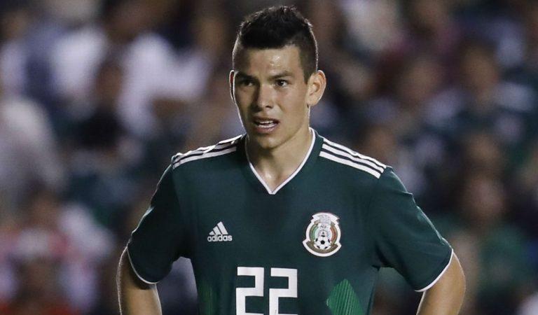 México presenta su lista de convocados para la CONCACAF  Nations League