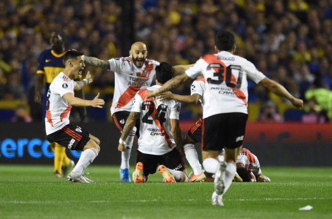 River Plate, a la final de la Copa libertadores