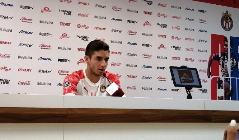 """""""Parar la liga, sería un golpe de autoridad"""": Isaác Brizuela"""