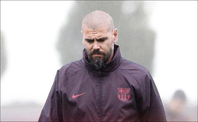Víctor Valdés queda fuera del Barcelona