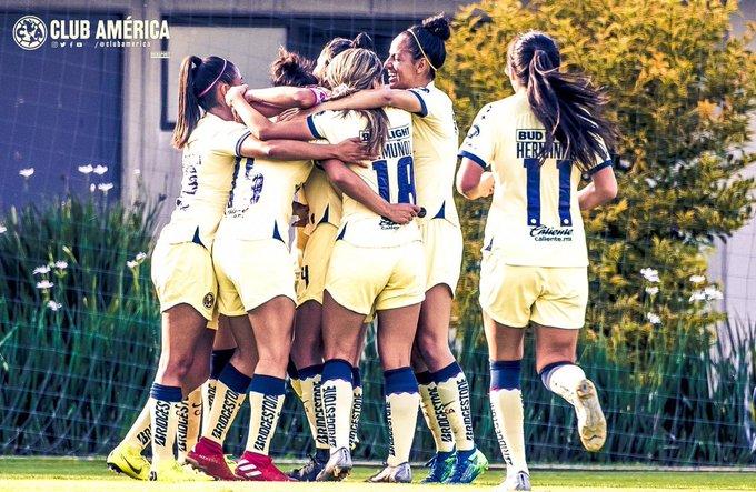 América Femenil consigue su calificación a semifinales de la Liga MX Femenil a costa de Chivas