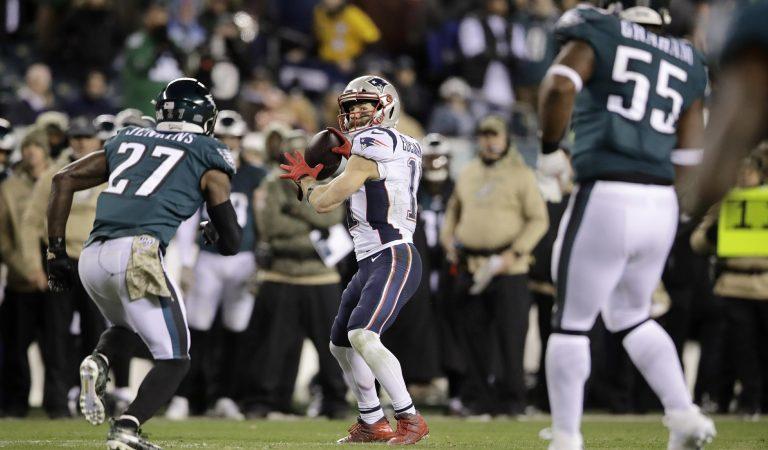 Los Patriotas se sacuden el mal momento ante Filadelfia