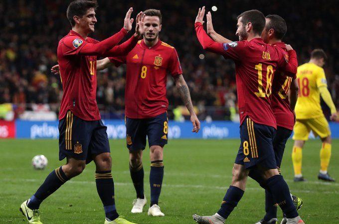 Goliza española e italiana de cara a la Euro 2020