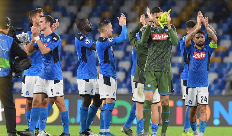 El Napoli presenta postura ante conflicto con sus jugadores