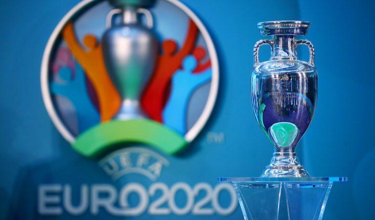 La UEFA define los bombos para el sorteo de la Euro 2020