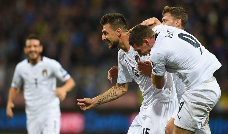 Italia y España reafirman su clasificación a la Euro 2020