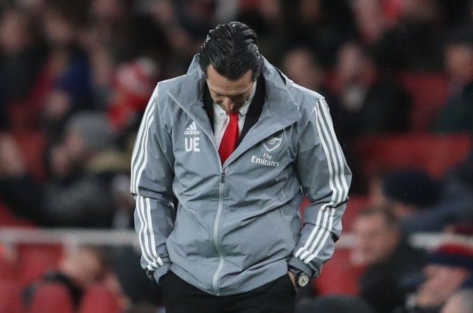 Oficial: Arsenal despide a Unai Emery
