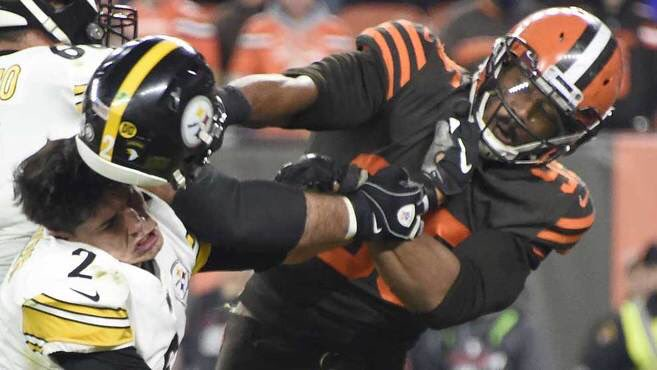 Myles Garrett regresa a la NFL
