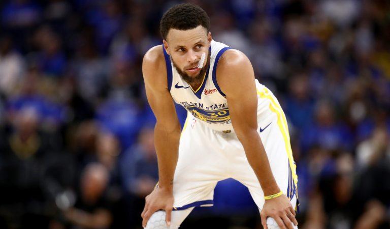 Stephen Curry será baja para los Warriors