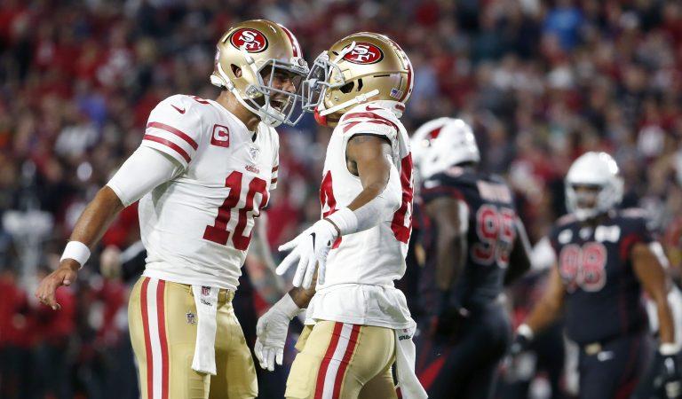 Victoria cardiaca de San Francisco que mantiene el invicto en la NFL