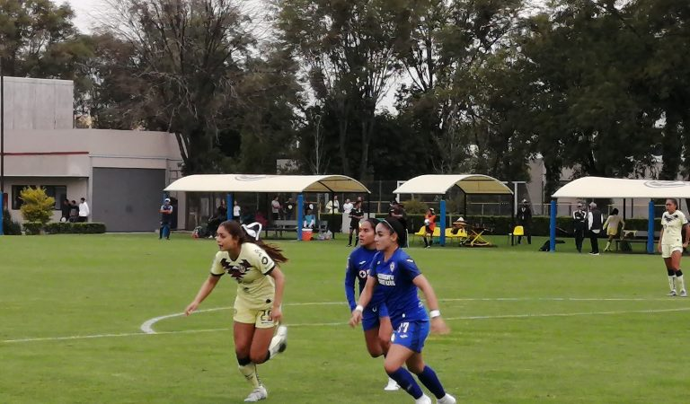 América Femenil consigue su pase a la liguilla pese al empate contra Cruz Azul