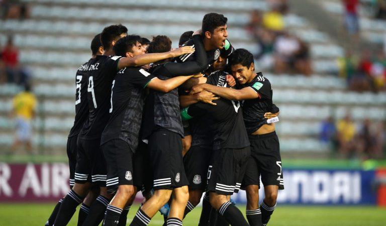 México avanza a la gran Final del Mundial Sub-17