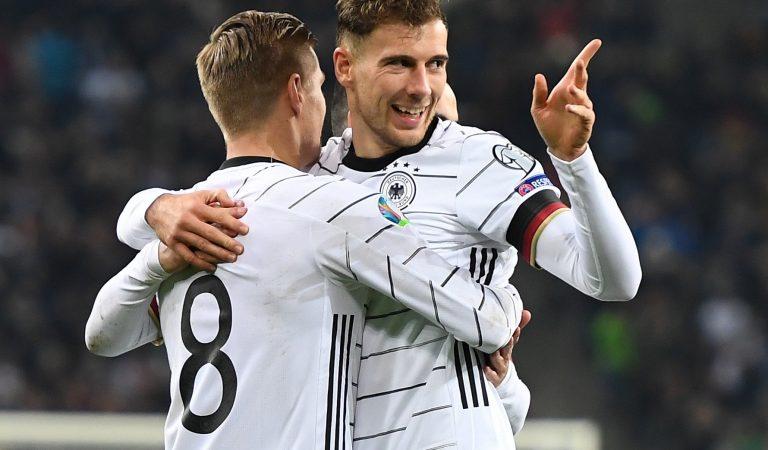 Alemania y Croacia consiguen su boleto a la Eurocopa 2020