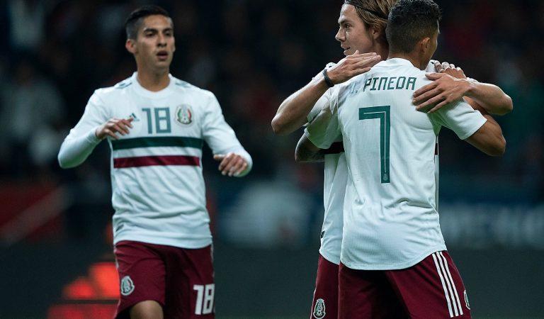 México termina su participación en la CONCACAF Nations League con victoria