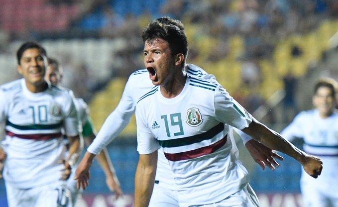 México está en Semifinales del Mundial Sub- 17