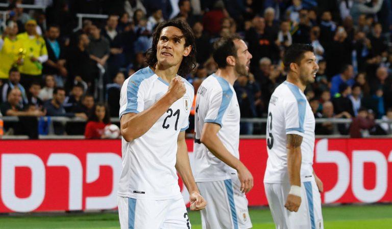 50 tantos para Edinson Cavani con Uruguay