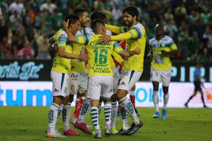 """León y Necaxa confirman su gran momento y Tigres empató en el """"Volcán"""""""