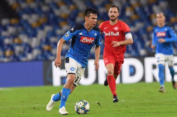 Edson Álvarez saca un empate de locos con Chelsea; Hirving Lozano anota con Napoli
