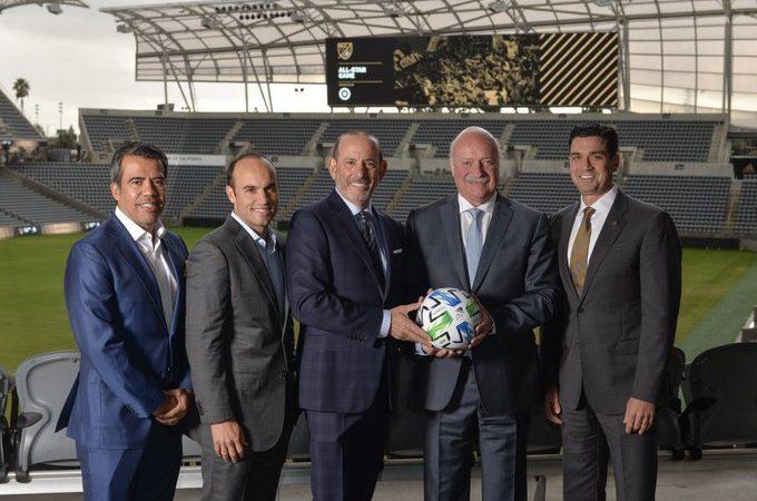 Se confirma Juego de Estrellas entre la Liga MX y la MLS