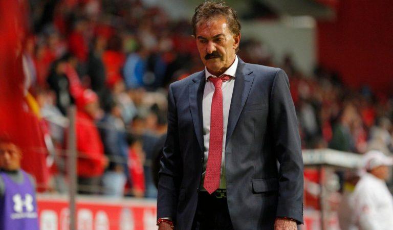Oficial: Ricardo La Volpe deja de ser técnico del Toluca