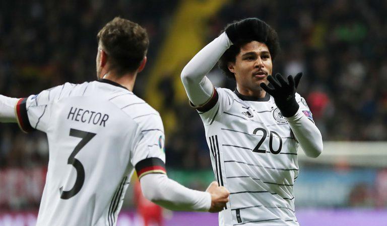 Alemania, Bélgica y Holanda terminan su eliminatoria de la UEFA con goleadas