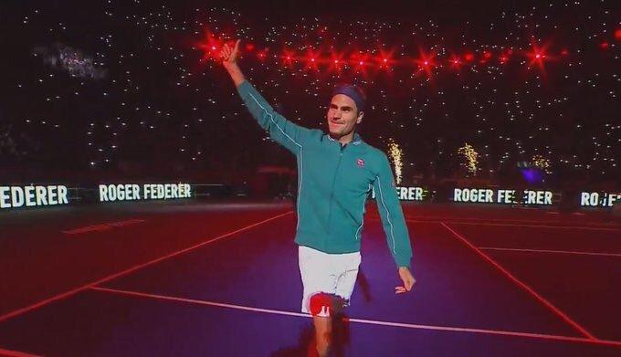 """""""Siempre los recordaré ¡VIVA MÉXICO!"""":Roger Federer"""
