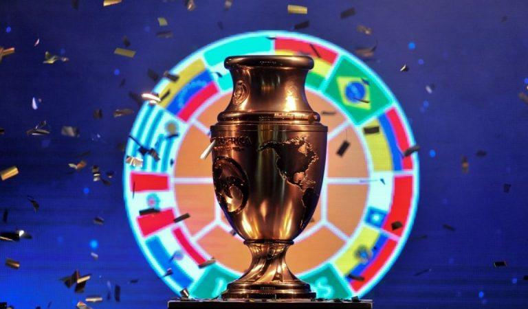 Listo el sorteo para la Copa América 2020