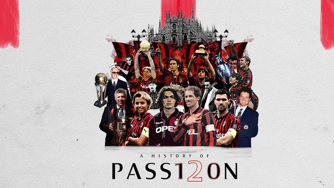 AC Milan, 120 años y una historia que se va diluyendo