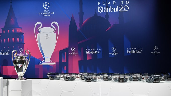 Definidos los octavos de final de la UEFA Champions League