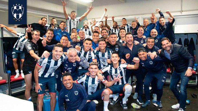 Rayados a la final del futbol mexicano