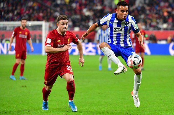 Rayados luchó pero cayó ante Liverpool en el Mundial de Clubes