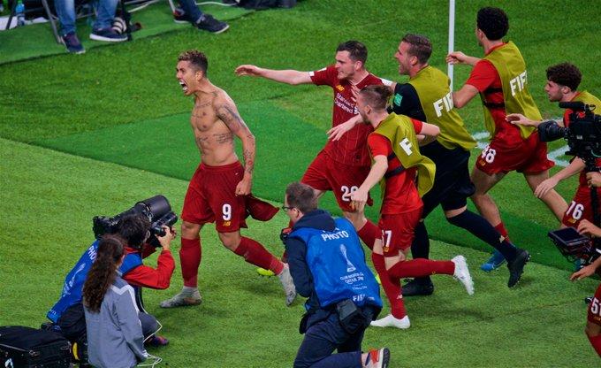 Liverpool se consagra campeón del mundo