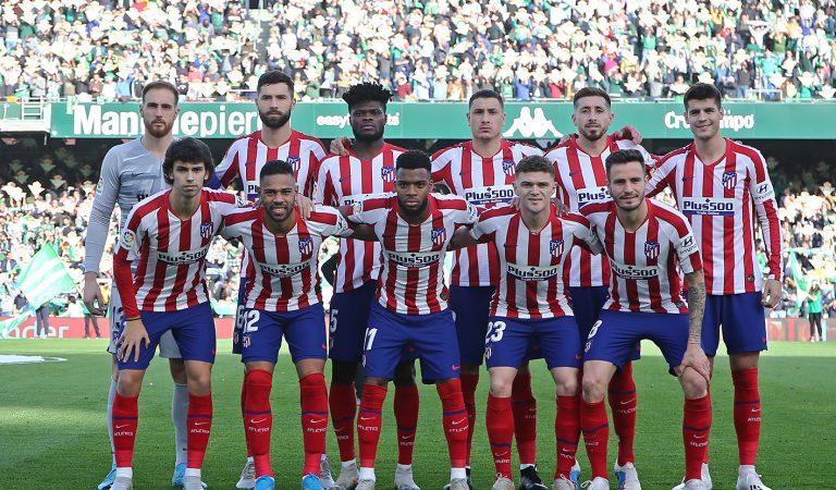 Herrera titular en la victoria del Atlético sobre el Betis; Lozano y Álvarez a la banca