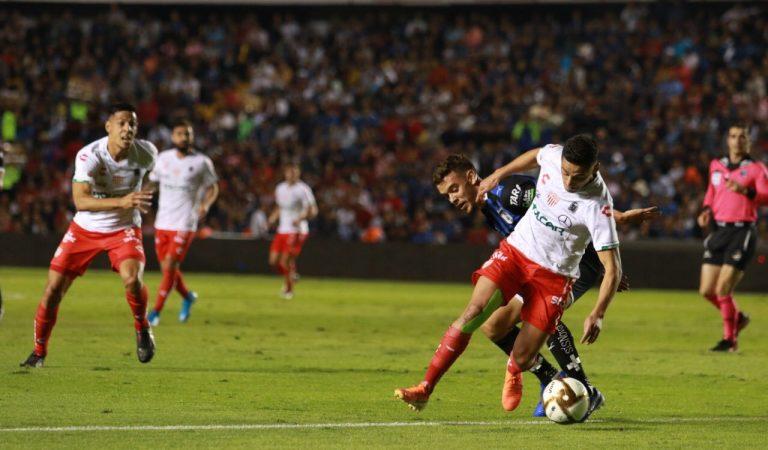 Necaxa es semifinalista tras doblegar a Querétaro como visitante