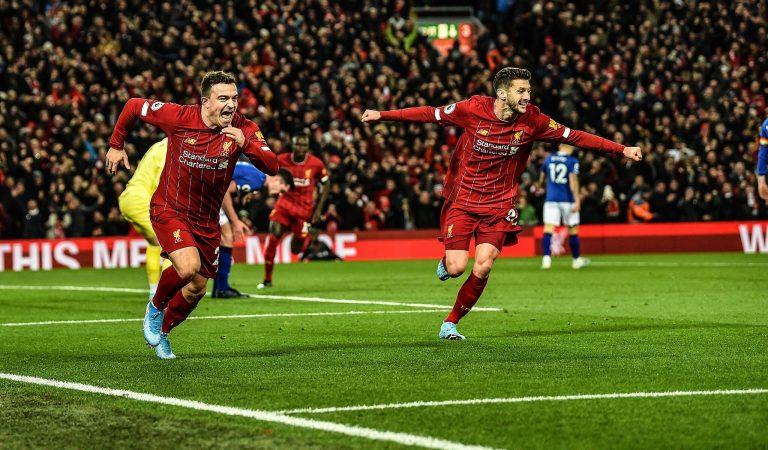 Liverpool ratifica liderato y Manchester United vuelve a la victoria