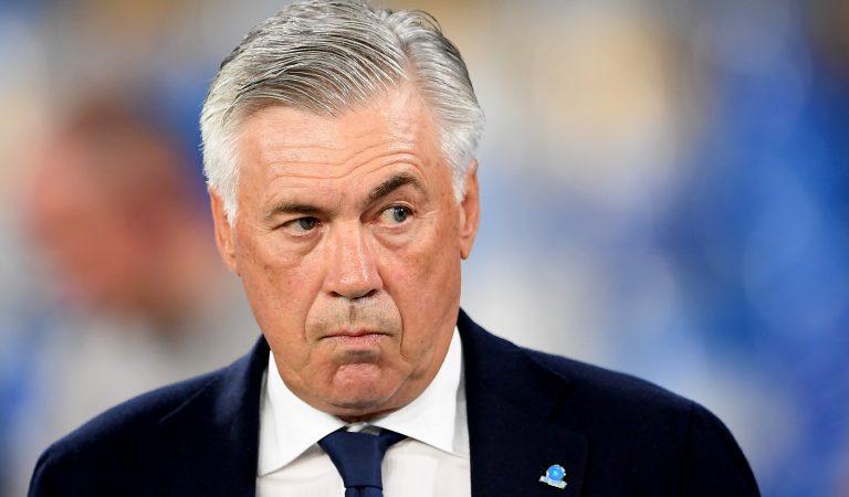 Oficial: Carlo Ancelotti abandona la dirección técnica del Napoli