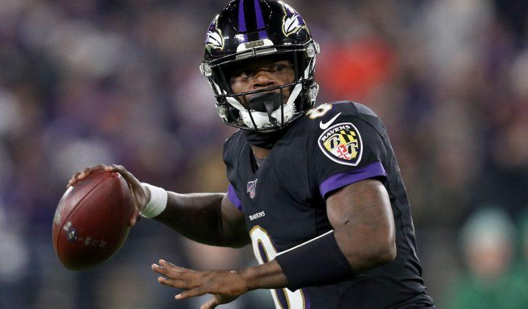 Baltimore gana la AFC Norte y Lamar Jackson impone nuevo récord