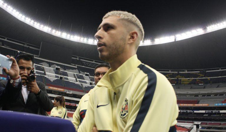Club América; confianza plena en la remontada