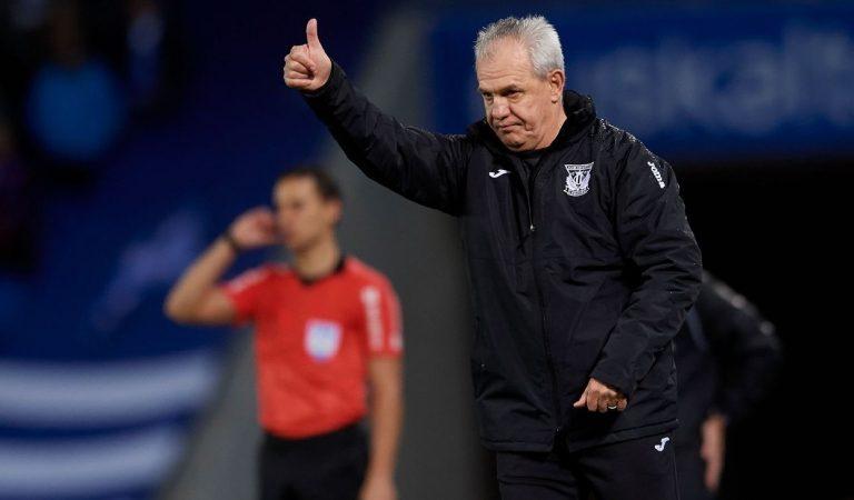Javier Aguirre rompe récord como técnico en Europa